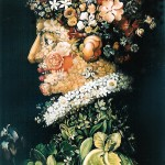"Reproduction du ""printemps"", d'Arcimboldo"